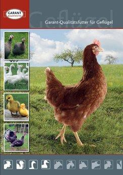 Garant Qualitätsfutter für Geflügel