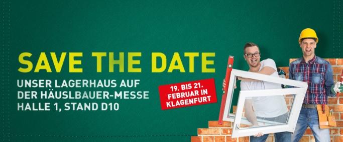 Die Häuslbauermesse Klagenfurt beginnt am 19. Februar