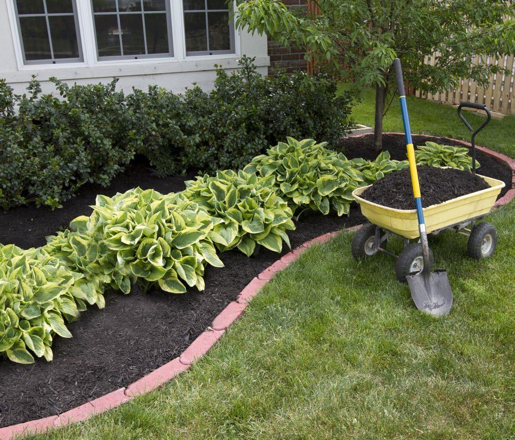 Mithilfe von Steinen oder Platten können Sie Ihrem Garten Struktur verleihen, ihn in verschiedene Bereich teilen. Die Bepflanzung bestimmt dabei auch den Stil Ihrer Außenanlagen.