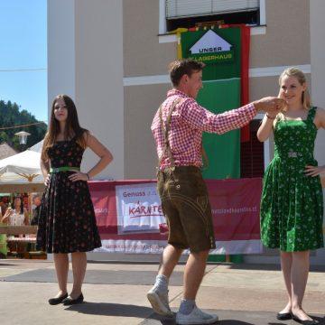 20 Jahre Farantfest in Globasnitz
