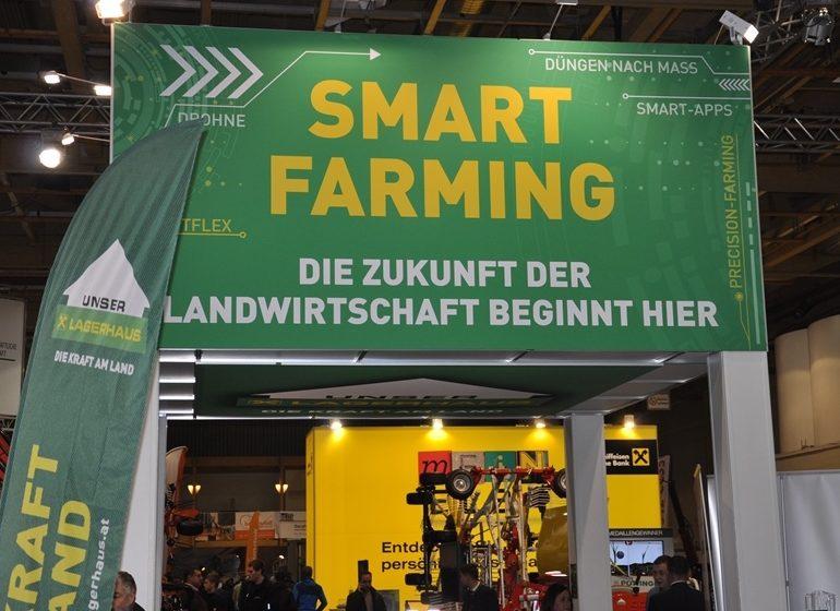 Lagerhaus zeigte Innovationsführerschaft
