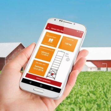 Digitalisierung ist in der Landwirtschaft am Vormarsch
