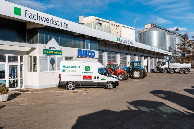 Fachwerkstätte Klagenfurt