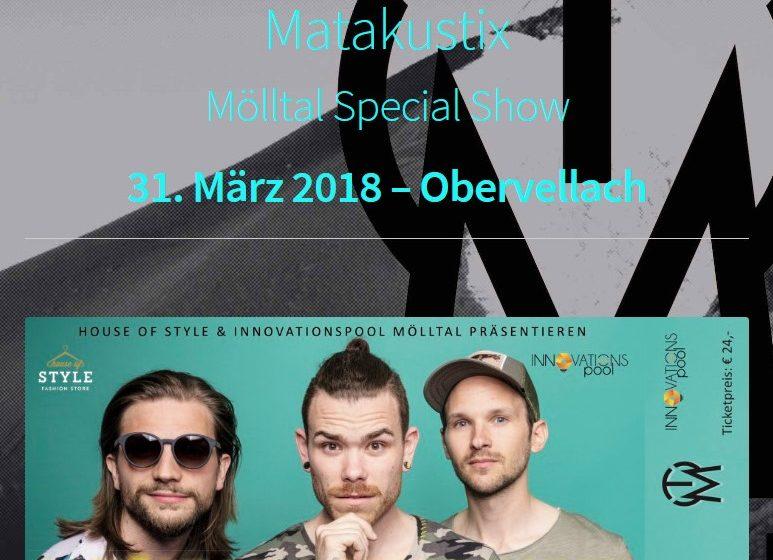 Unser Lagerhaus Obervellach: Matakustix Gewinnspiel