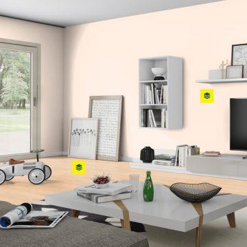 Virtuelle Raumplanung für Zuhause