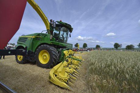 Bio-Landbau liegt voll im Trend