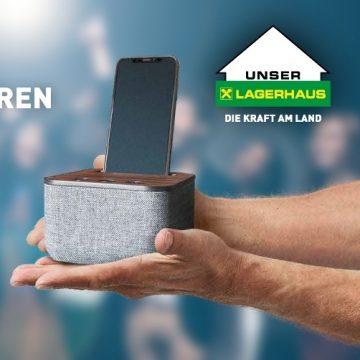 GEWINNSPIEL: Jetzt einen Bluetooth Lautsprecher gewinnen!