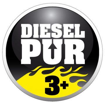 Diesel Pur 3+ die Kraft im Tank