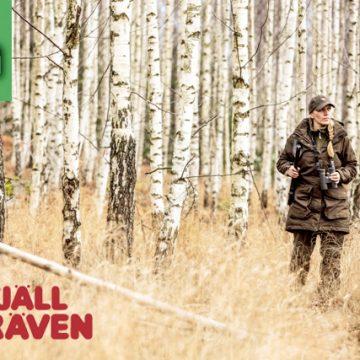 Ein fröhliches Halali – Fjällräven & Co im Lagerhaus
