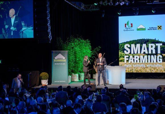 Die Landwirtschaft wird digitaler und nachhaltiger