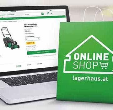 Lagerhäuser mit neuer Online-Welt