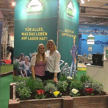 Shoppingerlebnis auf der Tiroler Frühjahrsmesse