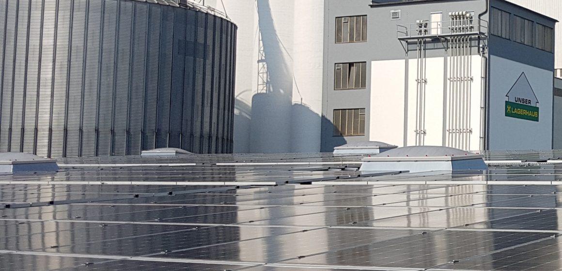 Kraft am Dach – Nachhaltigkeit im Fokus