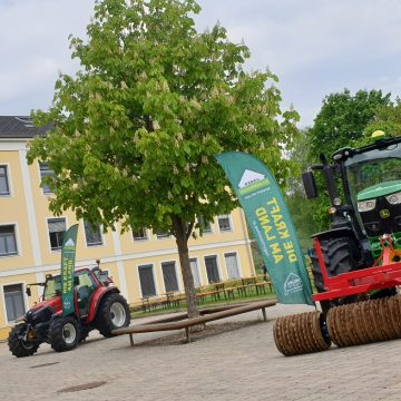 Tag der Landtechnik am Goldbrunnhof