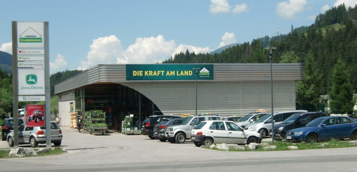 Relaunch im Lagerhaus Steinach