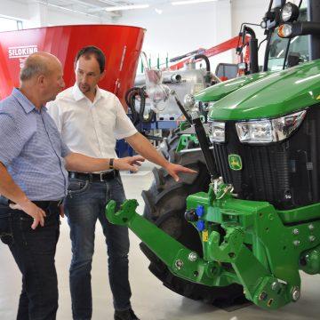 Woche der Landtechnik 30.9 bis 5.10.2019 im Kompetenzzentrum Klagenfurt