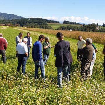 Bio-Ackerbau Praxistag