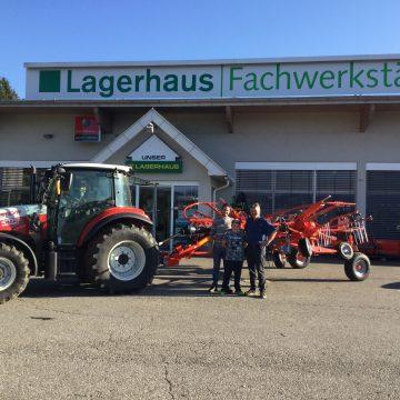 Kuhn Doppelschwader 6501 für die Jausenstation Staudacher Erich