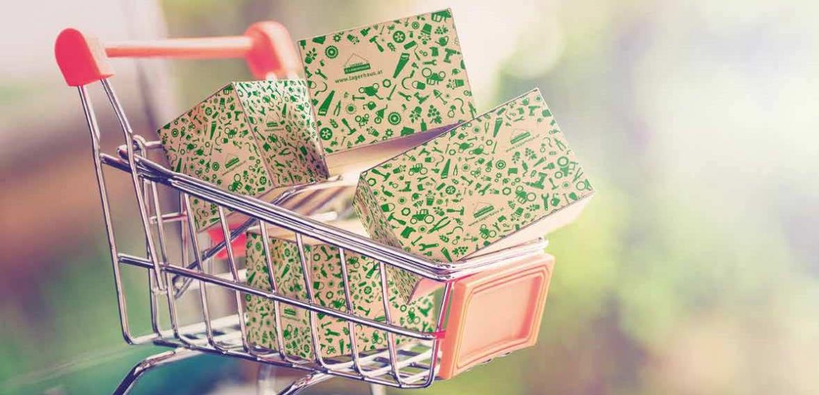 Lagerhaus Online-Shop boomt