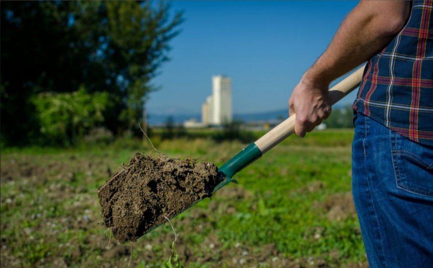 """Lagerhaus-Programm """"Zukunft Erde"""" fördert heimischen Humusaufbau"""