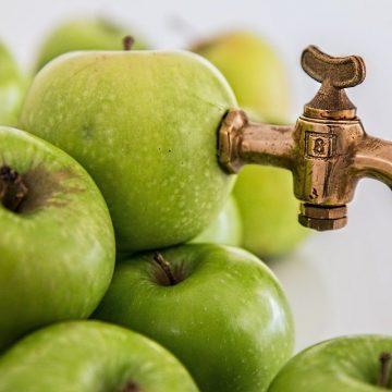 Fruchtsäfte sind Vitaminbomben