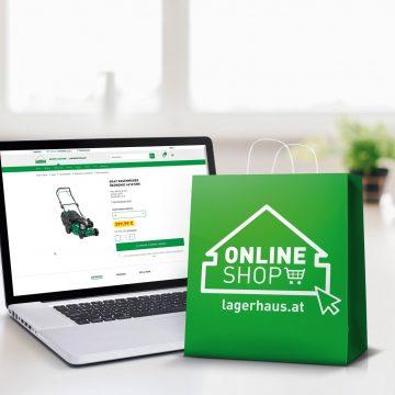 Lagerhaus-Onlineshop mit Gütesiegel ausgezeichnet