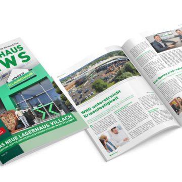 Lagerhaus News