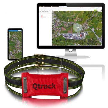 GPS-Ortung für Nutztiere mit Qtrack