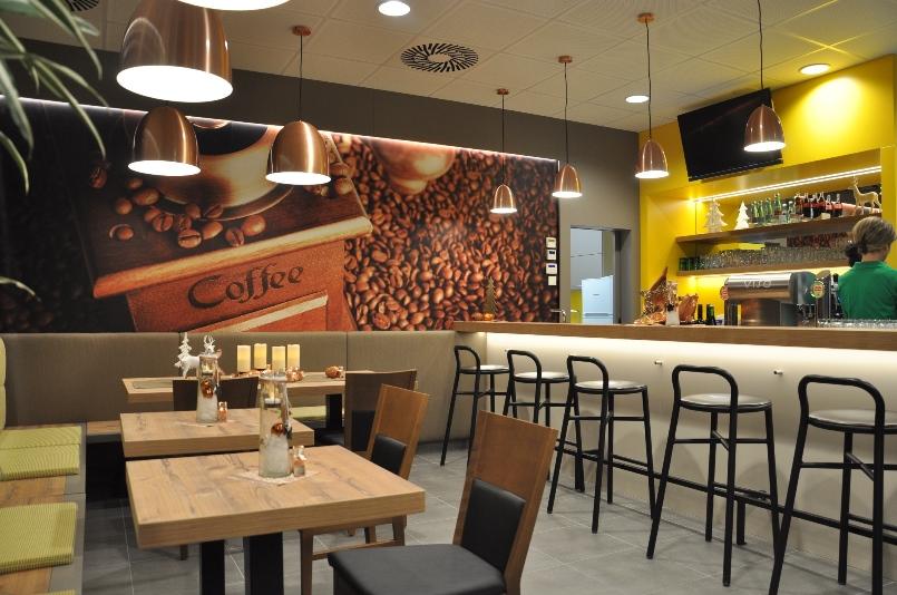 Tankstellen-Cafès öffnen wieder