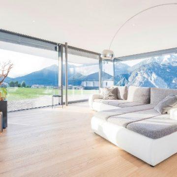 Bauelemente Hausmessen in Tirol